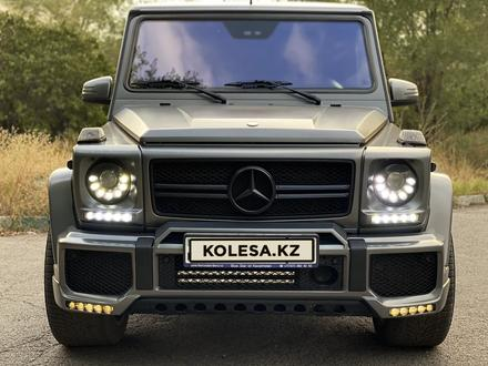 Mercedes-Benz G 55 AMG 2006 года за 17 500 000 тг. в Алматы – фото 9