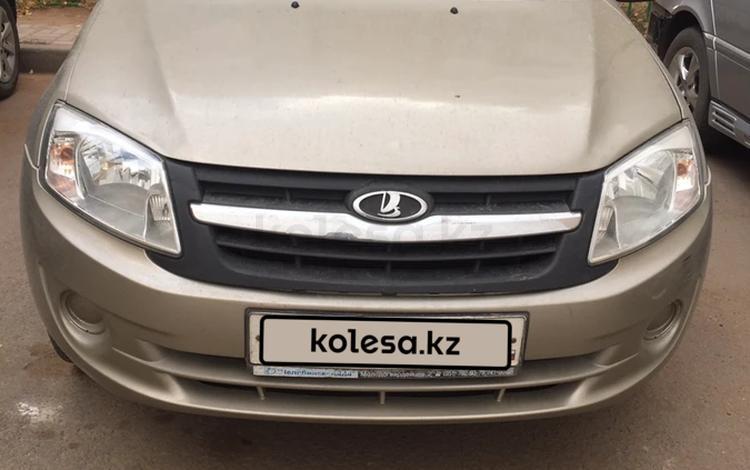 ВАЗ (Lada) 2190 (седан) 2012 года за 1 300 000 тг. в Нур-Султан (Астана)