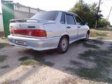 ВАЗ (Lada) 2115 (седан) 2004 года за 550 000 тг. в Тараз – фото 3