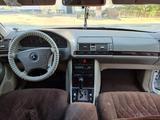 Mercedes-Benz S 320 1997 года за 3 200 000 тг. в Жанаозен – фото 5