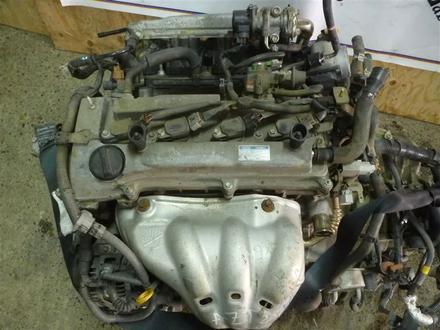 Привозной Kонтрактный двигатель (АКПП) на Тoyota Avensis 1ZZ, 2ZZ, 3ZZ за 350 000 тг. в Алматы – фото 5