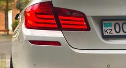 BMW 535 2013 года за 12 300 000 тг. в Алматы