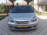 Honda Odyssey 2005 года за 4 700 000 тг. в Шымкент – фото 2