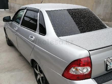 ВАЗ (Lada) 2170 (седан) 2013 года за 1 600 000 тг. в Шымкент – фото 5
