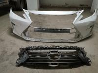 Решетка радиатора Lexus ES250 рестайлинг за 40 000 тг. в Нур-Султан (Астана)