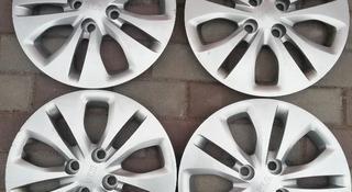 Колпаки комплект на Kia Rio r15 за 20 000 тг. в Караганда