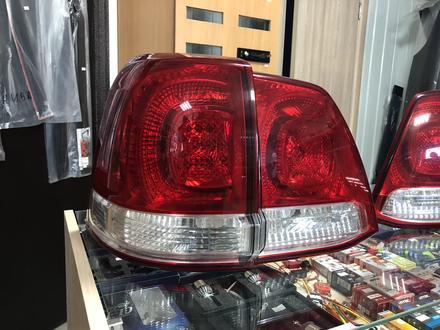 Фонари задние Toyota Land Cruiser 200 за 80 000 тг. в Костанай