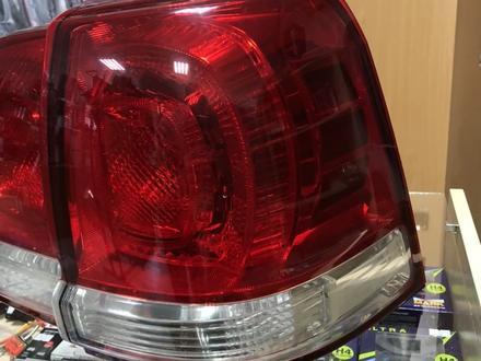 Фонари задние Toyota Land Cruiser 200 за 80 000 тг. в Костанай – фото 5