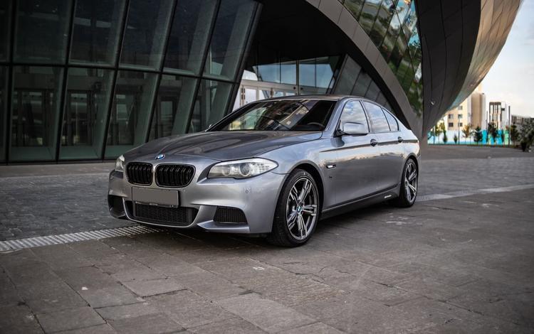 BMW 535 2011 года за 10 500 000 тг. в Атырау