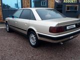 Audi 100 1992 года за 1 700 000 тг. в Шу – фото 4