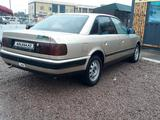 Audi 100 1992 года за 1 700 000 тг. в Шу – фото 5