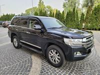 Toyota Land Cruiser 2016 года за 35 000 000 тг. в Алматы