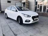 Hyundai Accent 2018 года за 5 700 000 тг. в Кызылорда – фото 4