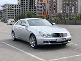 Mercedes-Benz CLS 500 2005 года за 6 100 000 тг. в Алматы – фото 2