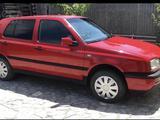 Volkswagen Golf 1994 года за 1 400 000 тг. в Алматы
