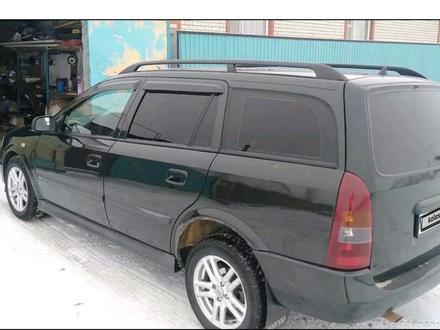 Opel Astra 2002 года за 2 000 000 тг. в Актобе – фото 2