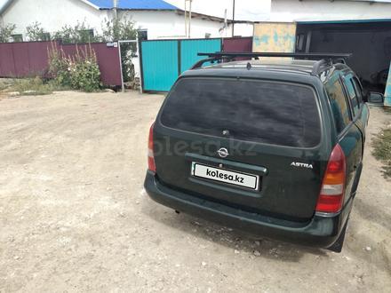 Opel Astra 2002 года за 2 000 000 тг. в Актобе – фото 6