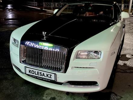 Rolls-Royce Wraith 2015 года за 79 000 000 тг. в Нур-Султан (Астана) – фото 34