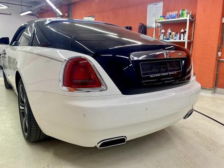 Rolls-Royce Wraith 2015 года за 79 000 000 тг. в Нур-Султан (Астана) – фото 9