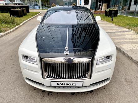 Rolls-Royce Wraith 2015 года за 79 000 000 тг. в Нур-Султан (Астана)