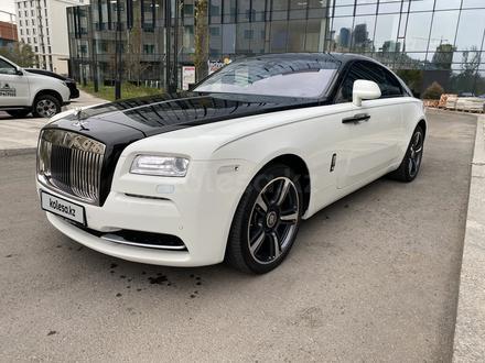 Rolls-Royce Wraith 2015 года за 79 000 000 тг. в Нур-Султан (Астана) – фото 3