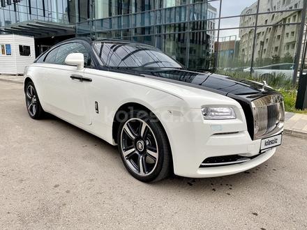 Rolls-Royce Wraith 2015 года за 79 000 000 тг. в Нур-Султан (Астана) – фото 2