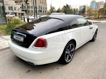 Rolls-Royce Wraith 2015 года за 79 000 000 тг. в Нур-Султан (Астана) – фото 11