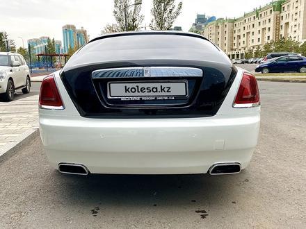 Rolls-Royce Wraith 2015 года за 79 000 000 тг. в Нур-Султан (Астана) – фото 13