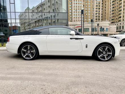 Rolls-Royce Wraith 2015 года за 79 000 000 тг. в Нур-Султан (Астана) – фото 14