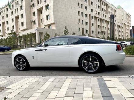 Rolls-Royce Wraith 2015 года за 79 000 000 тг. в Нур-Султан (Астана) – фото 15