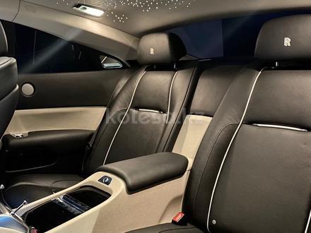 Rolls-Royce Wraith 2015 года за 79 000 000 тг. в Нур-Султан (Астана) – фото 6