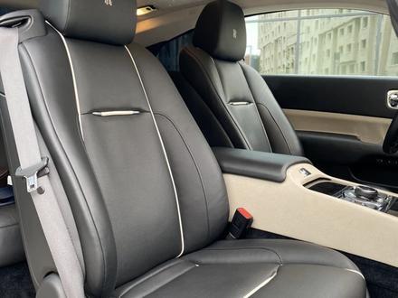 Rolls-Royce Wraith 2015 года за 79 000 000 тг. в Нур-Султан (Астана) – фото 30