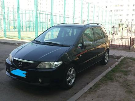 Mazda Premacy 2002 года за 2 500 000 тг. в Нур-Султан (Астана) – фото 10