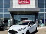 Ford Fiesta 2016 года за 4 570 000 тг. в Нур-Султан (Астана)