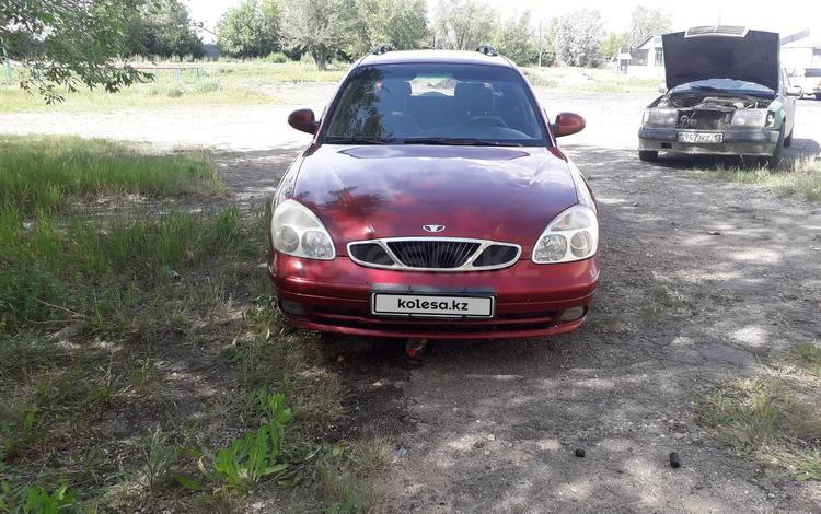Daewoo Nubira 2000 года за 1 400 000 тг. в Шымкент