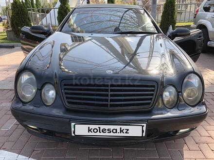 Mercedes-Benz CLK 320 2001 года за 3 100 000 тг. в Алматы – фото 5