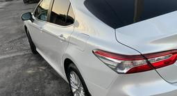 Toyota Camry 2019 года за 13 200 000 тг. в Шымкент – фото 5