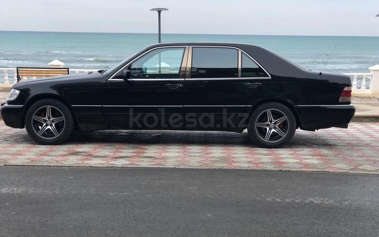 Mercedes-Benz S 500 1998 года за 3 800 000 тг. в Актау