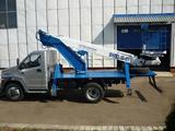 ГАЗ  АГП ВИПО-18.1 ГАЗ-С41 задняя 2021 года в Актобе – фото 4