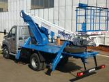 ГАЗ  АГП ВИПО-18.1 ГАЗ-С41 задняя 2021 года в Актобе – фото 5