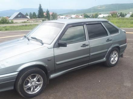 ВАЗ (Lada) 2114 (хэтчбек) 2011 года за 1 400 000 тг. в Алтай – фото 2