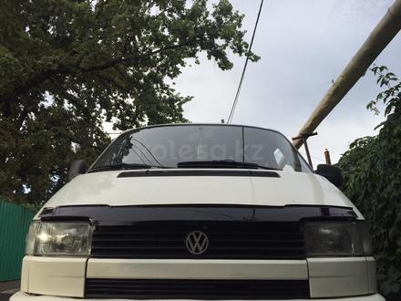 Volkswagen Transporter 1992 года за 2 200 000 тг. в Алматы – фото 11