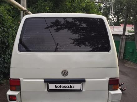 Volkswagen Transporter 1992 года за 2 200 000 тг. в Алматы – фото 13