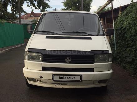 Volkswagen Transporter 1992 года за 2 200 000 тг. в Алматы – фото 3