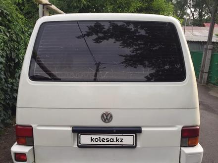 Volkswagen Transporter 1992 года за 2 200 000 тг. в Алматы – фото 6