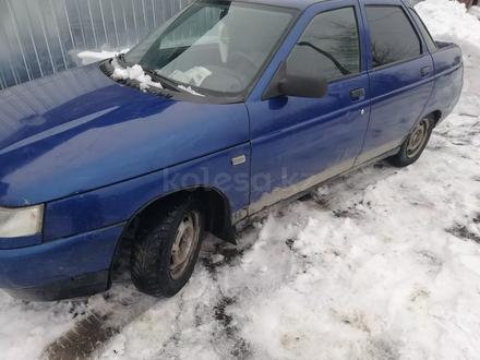 ВАЗ (Lada) 2110 (седан) 2002 года за 99 999 тг. в Рудный – фото 5