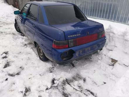 ВАЗ (Lada) 2110 (седан) 2002 года за 99 999 тг. в Рудный – фото 7