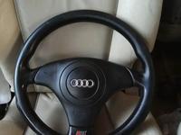 Руль S — Line Audi за 30 000 тг. в Алматы