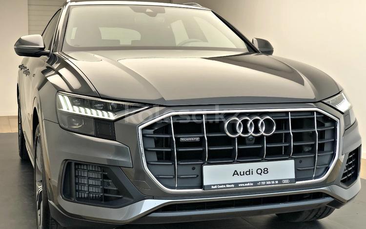 Audi Q8 2020 года за 48 874 800 тг. в Нур-Султан (Астана)