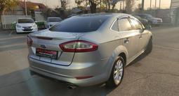 Ford Mondeo 2013 года за 4 600 000 тг. в Алматы – фото 3